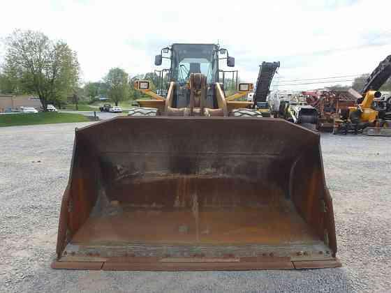 USED 2006 KOMATSU WA480-6 Wheel Loader Lancaster, Pennsylvania