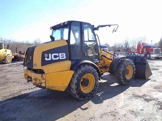 USED 2013 JCB TM320 Wheel Loader Lancaster, Pennsylvania