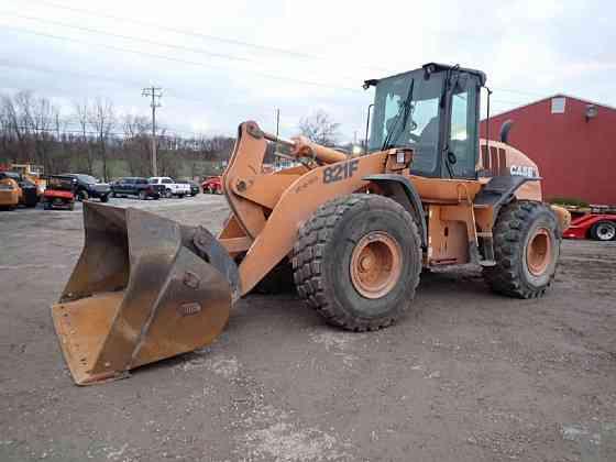 USED 2011 CASE 821F Wheel Loader Lancaster, Pennsylvania