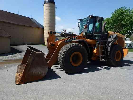 USED 2015 CASE 1021F Wheel Loader Lancaster, Pennsylvania