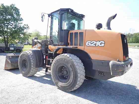 USED 2018 CASE 621G Wheel Loader Lancaster, Pennsylvania