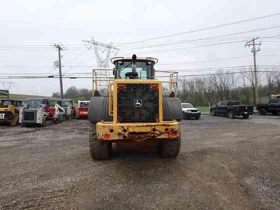 USED 2005 DEERE 724J Wheel Loader Lancaster, Pennsylvania
