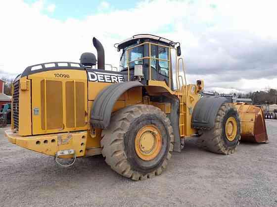 USED 2008 DEERE 844J Wheel Loader Lancaster, Pennsylvania