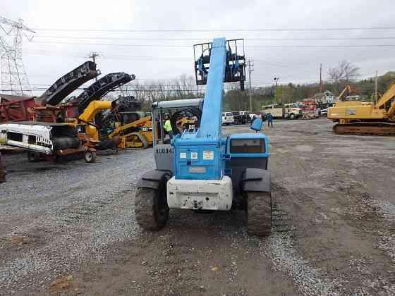 USED 2014 GENIE GTH5519 Telehandler Lancaster, Pennsylvania