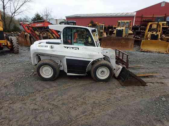 USED 2011 JCB 515-40 Telehandler Lancaster, Pennsylvania