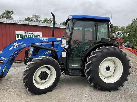 USED 2011 NEW HOLLAND TN70DA Tractor York
