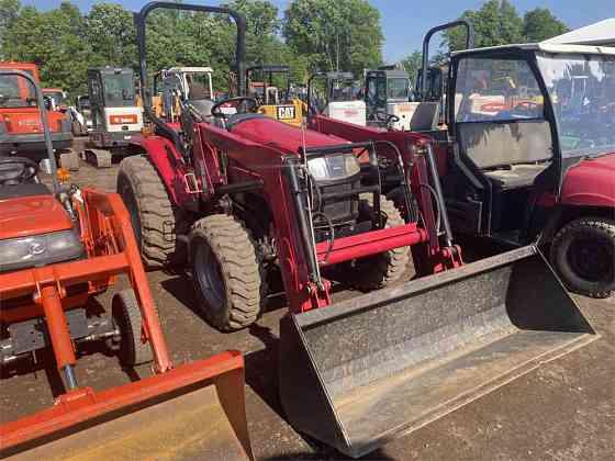 USED 2016 MAHINDRA 4010 Tractor York