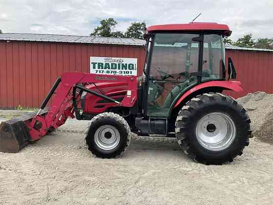USED 2011 MAHINDRA 5010 Tractor York