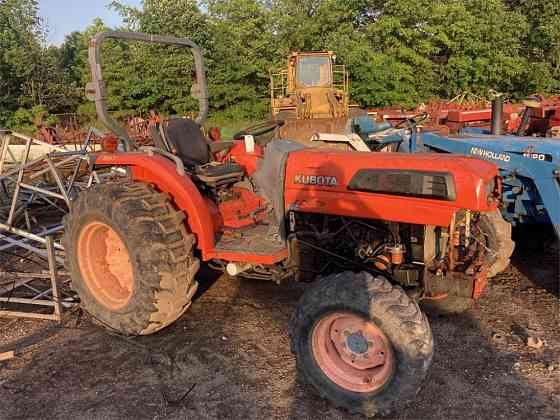 USED 2007 KUBOTA L5030 Tractor York