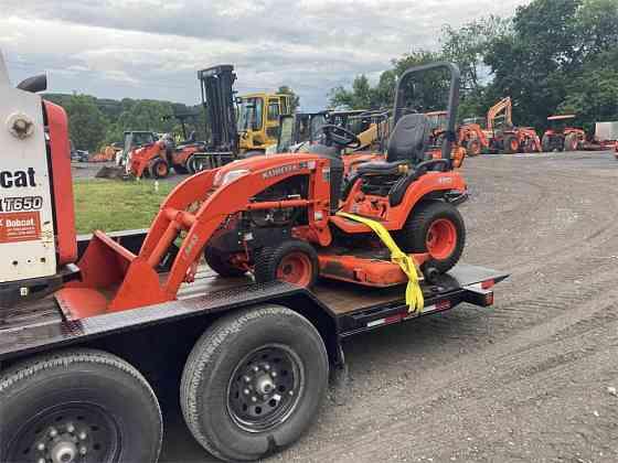 USED 2017 KUBOTA BX2660 Tractor York