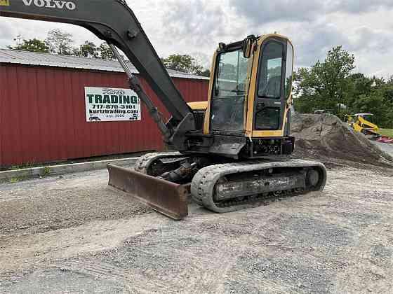USED 2009 VOLVO ECR88 Excavator York