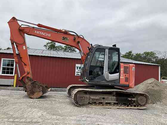 USED 2012 HITACHI ZX135US-3 Excavator York