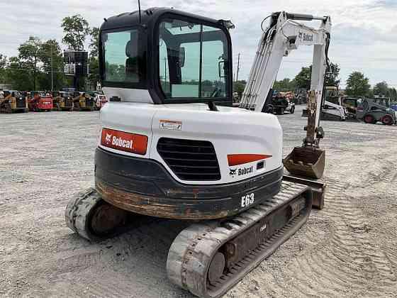 USED 2017 BOBCAT E63 Excavator York