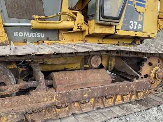 USED 2003 KOMATSU D37P Dozer York