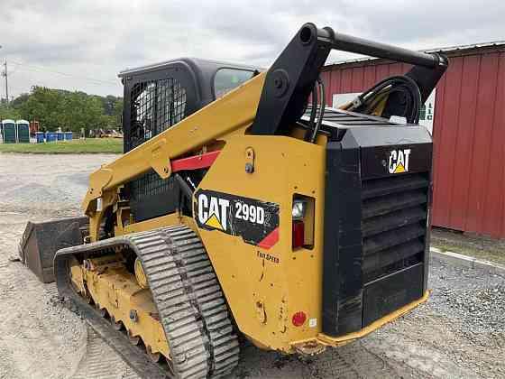 USED 2018 CATERPILLAR 299D2 Skid Steer York