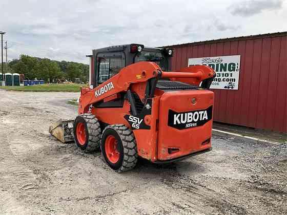 USED 2019 KUBOTA SSV65 Skid Steer York