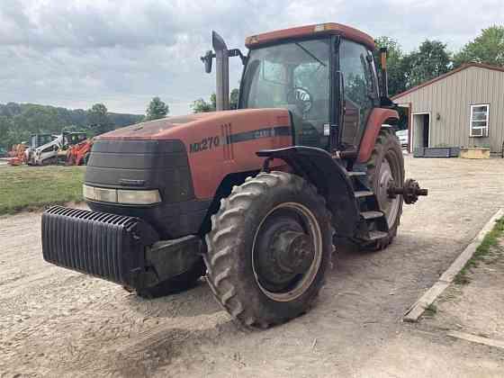 USED 2001 CASE IH MX270 Tractor York