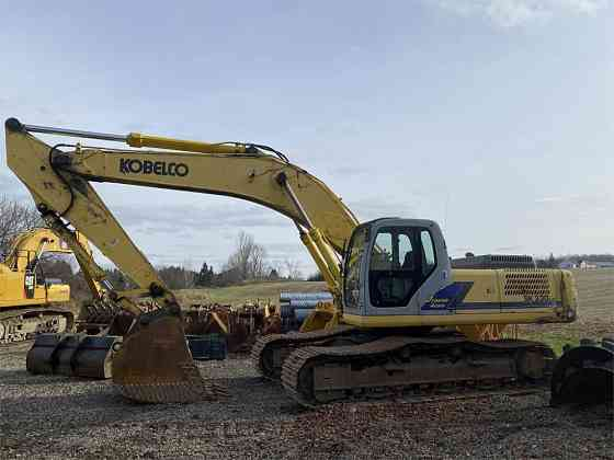 USED KOBELCO SK330 LC Excavator Williamsport