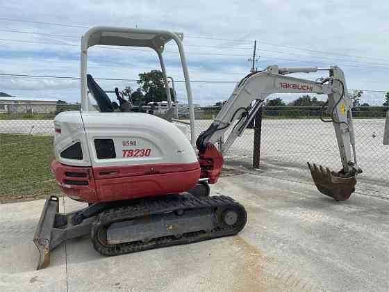 USED 2015 TAKEUCHI TB230 Excavator Williamsport