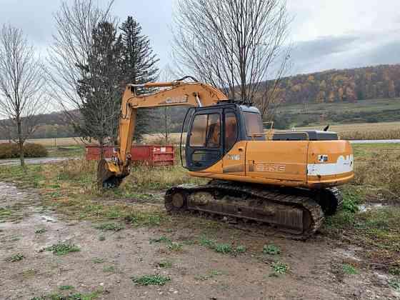 USED CASE CX160 Excavator Williamsport