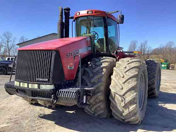 USED 2006 CASE IH STX530HD Tractor Williamsport