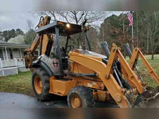 USED 2014 Case 580N Backhoe Bristol, Pennsylvania
