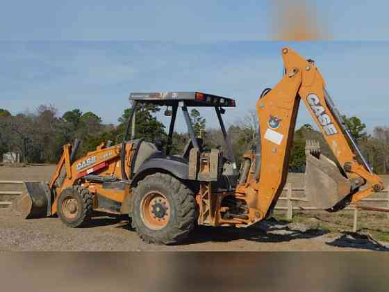 USED 2012 Case 580N Backhoe Bristol, Pennsylvania