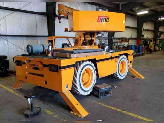 USED 2007 Broderson IC200-3F Crane Bristol, Pennsylvania