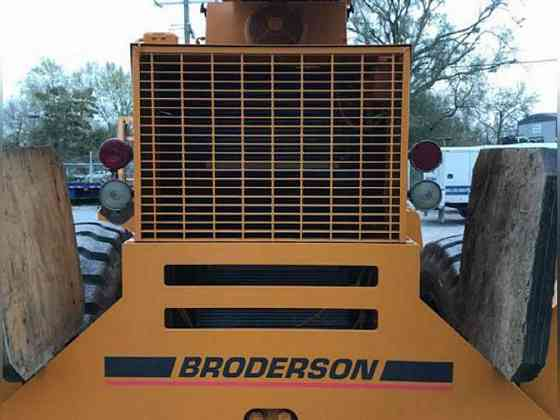USED 2008 Broderson RT300-2D Crane Bristol, Pennsylvania