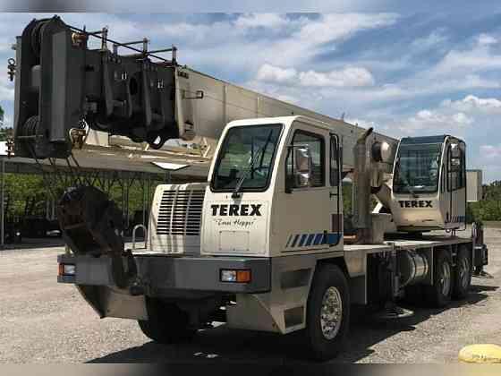 USED 2003 Terex T340 Crane Bristol, Pennsylvania