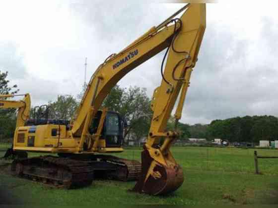 USED 2014 Komatsu PC360LC Excavator Bristol, Pennsylvania