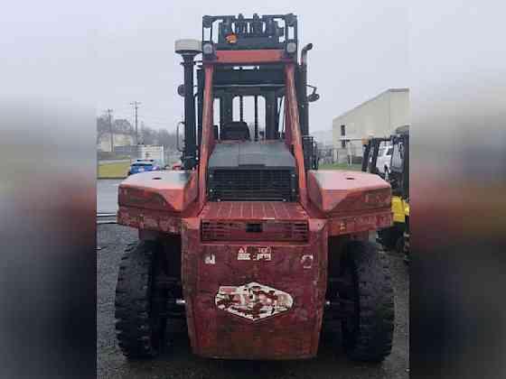 USED 2014 Taylor THX350 Forklift Bristol, Pennsylvania