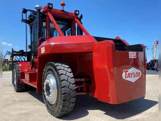 USED 2006 Taylor TH350L Forklift Bristol, Pennsylvania