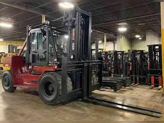 USED 2014 Taylor TX360M Forklift Bristol, Pennsylvania