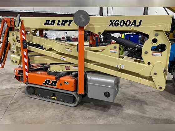 USED 2018 JLG X600AJ Lift Bristol, Pennsylvania