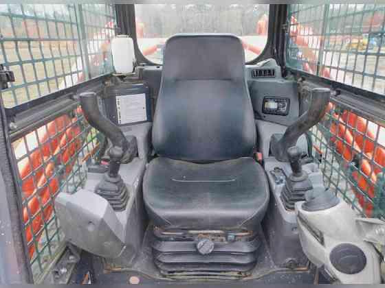 USED 2016 Kubota SVL95-2S Skid Steer Bristol, Pennsylvania