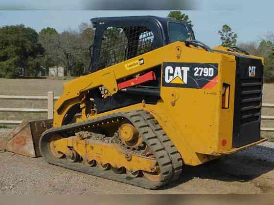 USED 2015 Caterpillar 279D Skid Steer Bristol, Pennsylvania