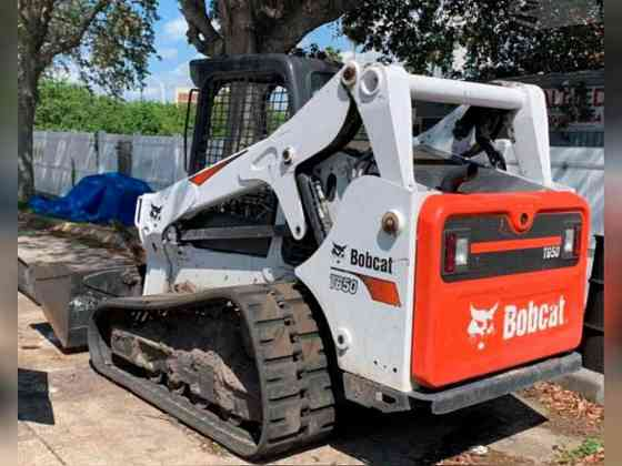 USED 2018 Bobcat T650 Skid Steer Bristol, Pennsylvania