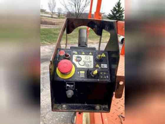 USED 2013 JLG 3248RS Scissor Lift Bristol, Pennsylvania