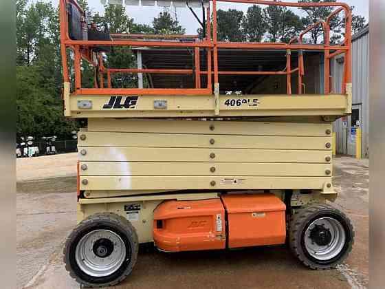 USED 2013 JLG 4069LE Scissor Lift Bristol, Pennsylvania
