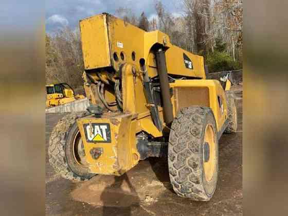 USED 2014 Caterpillar TL1055 Telehandler Bristol, Pennsylvania