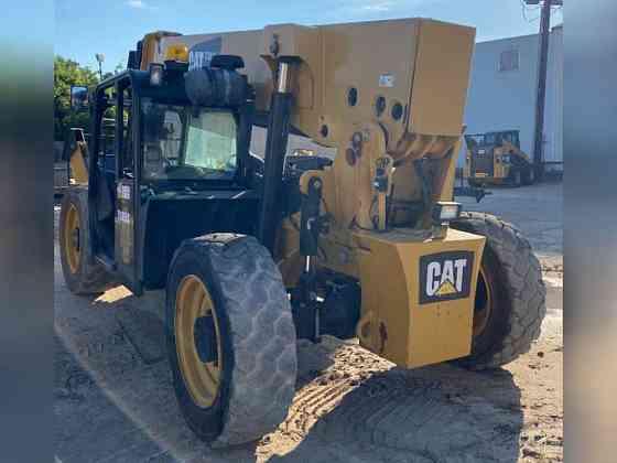USED 2013 Caterpillar TL1055 Telehandler Bristol, Pennsylvania