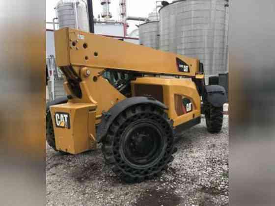 USED 2015 Caterpillar TL943 Telehandler Bristol, Pennsylvania