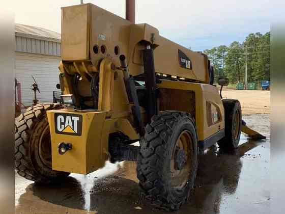 USED 2013 Caterpillar TL1255C Telehandler Bristol, Pennsylvania