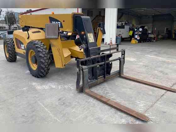USED 2015 Caterpillar TL943C Telehandler Bristol, Pennsylvania