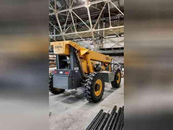 USED 2014 Gehl RS6-42 Telehandler Bristol, Pennsylvania