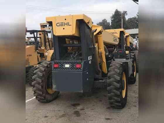 USED 2015 Gehl RS8-42 Telehandler Bristol, Pennsylvania