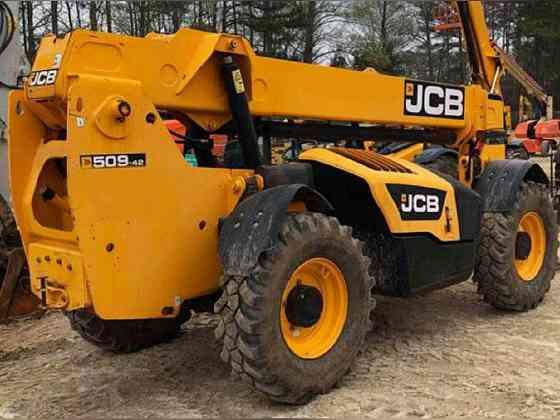 USED 2013 JCB 509-42 Telehandler Bristol, Pennsylvania