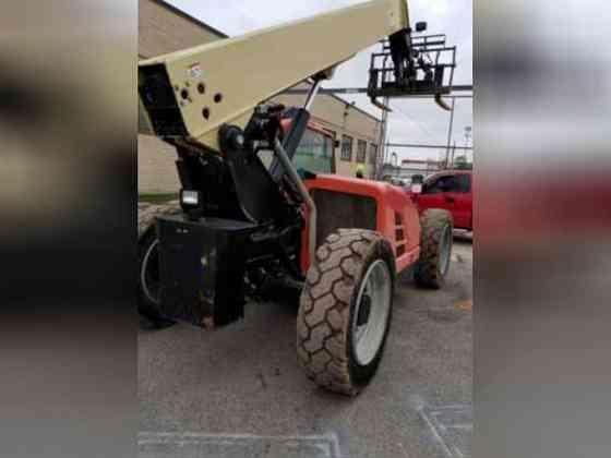 USED 2014 JLG G6-42A Telehandler Bristol, Pennsylvania