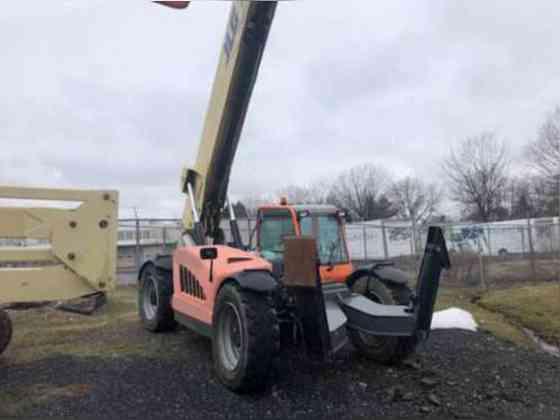 USED 2012 JLG G10-55A Telehandler Bristol, Pennsylvania